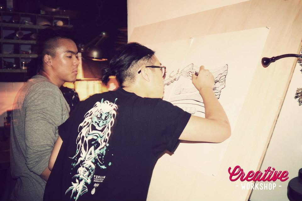 louise creative workshop
