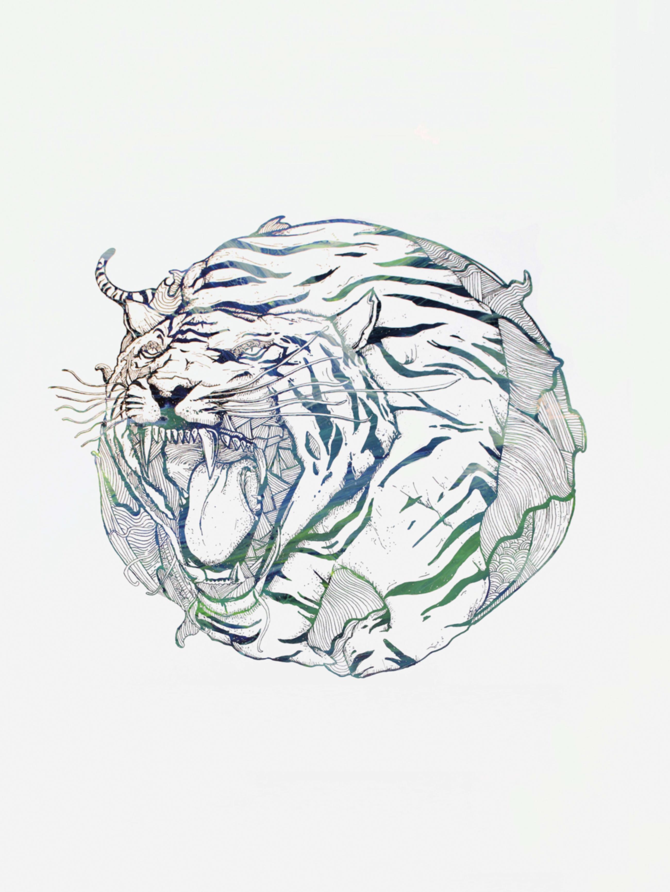KJK Tiger Karma color